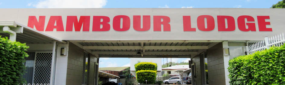 The Nambour Lodge Motel is rated 3½ stars and offers clean, fresh rooms that are true value for money.