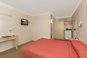 Double room at Nambour Lodge Motel
