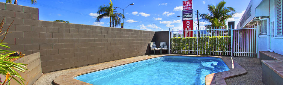 Relax by the pool at Nambour Lodge Motel
